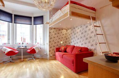 Stunning small apartment bedroom ideas 53
