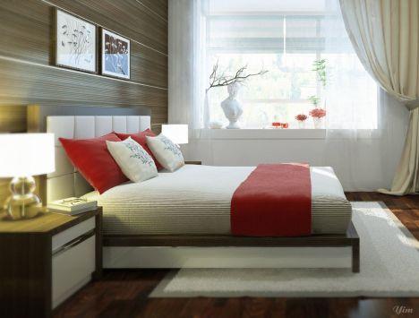 Stunning small apartment bedroom ideas 55