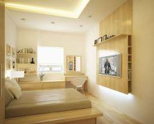 Stunning small apartment bedroom ideas 82