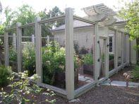 Stunning vegetable garden fence ideas (14)
