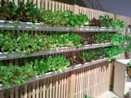 Stunning vegetable garden fence ideas (2)