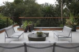 Stylish small patio furniture ideas 11