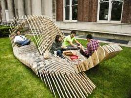 Stylish small patio furniture ideas 14