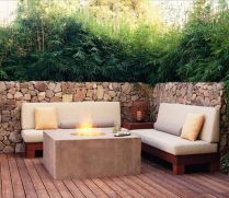 Stylish small patio furniture ideas 51