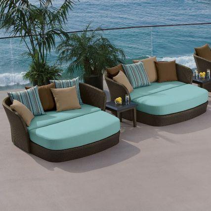 Stylish small patio furniture ideas 61