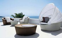 Stylish small patio furniture ideas 73
