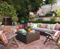 Stylish small patio furniture ideas 78
