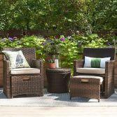Stylish small patio furniture ideas 79