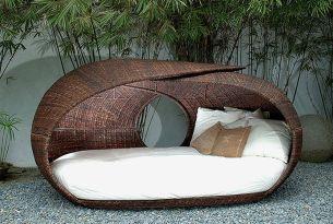 Stylish small patio furniture ideas 85