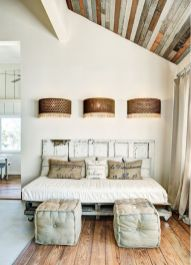 Stylish wooden flooring designs bedroom ideas 16