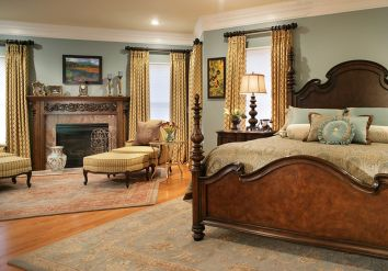 Stylish wooden flooring designs bedroom ideas 22