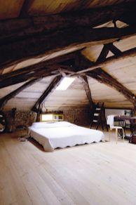 Stylish wooden flooring designs bedroom ideas 42