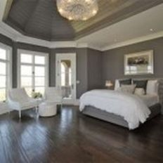 Stylish wooden flooring designs bedroom ideas 80