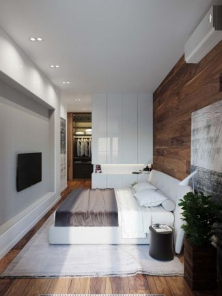 Stylish and modern apartment decor ideas 012