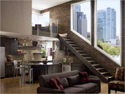 Stylish and modern apartment decor ideas 036