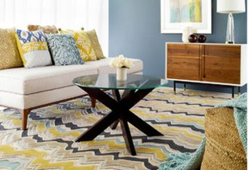 Adorable burnt orange and teal living room ideas 27