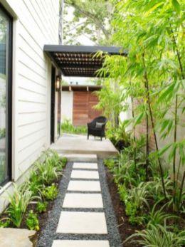 Adorable small patio garden design ideas 27