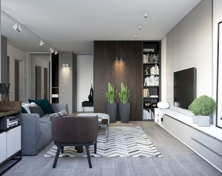 Apartment interior design 14