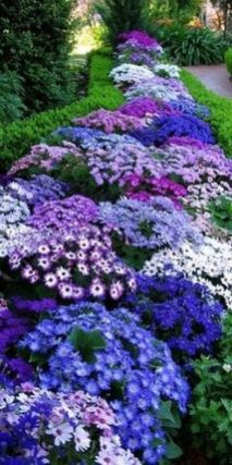 Beautiful flower garden decor ideas everybody will love 06
