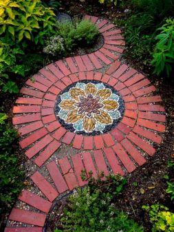Beautiful flower garden decor ideas everybody will love 09