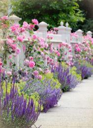 Beautiful flower garden decor ideas everybody will love 14