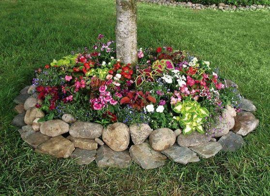 Beautiful flower garden decor ideas everybody will love 44