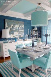 Beautiful hampton style kitchen designs ideas 33