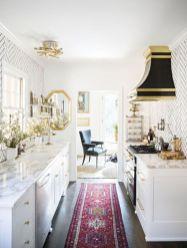 Beautiful hampton style kitchen designs ideas 39