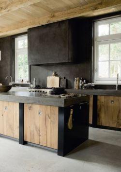Beautiful hampton style kitchen designs ideas 45