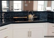 Beautiful kitchens ideas with black granite 12