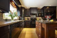 Beautiful kitchens ideas with black granite 35