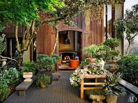 Beautiful modern japanese garden landscape ideas 22