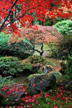 Beautiful modern japanese garden landscape ideas 27