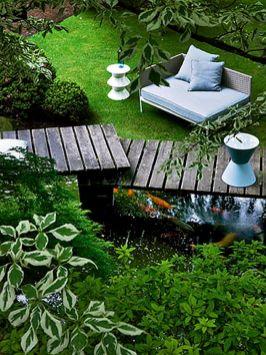 Beautiful modern japanese garden landscape ideas 31