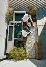 Beautiful modern japanese garden landscape ideas 36