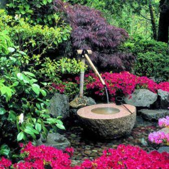 Beautiful modern japanese garden landscape ideas 55