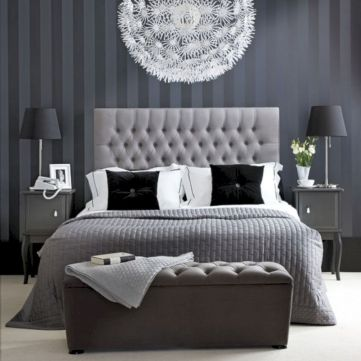 Black and white bedroom furniture 03