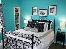 Black and white bedroom furniture 37