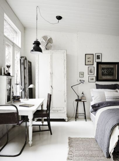 Black and white bedroom furniture 38