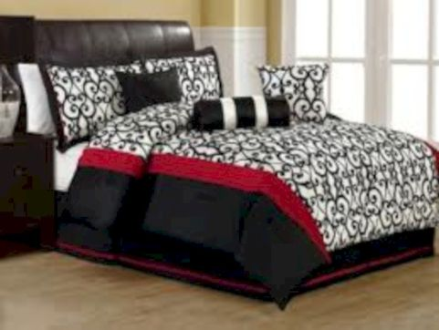 Black and white bedroom furniture 42