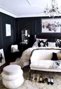 Black and white bedroom furniture 53