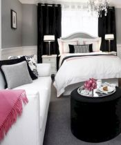 Black and white bedroom furniture 57