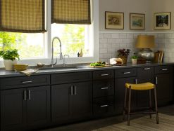 Cool contact paper kitchen cabinet doors ideas to makes look expensive 05