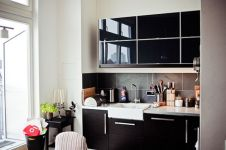 Cool contact paper kitchen cabinet doors ideas to makes look expensive 08