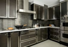 Cool contact paper kitchen cabinet doors ideas to makes look expensive 11