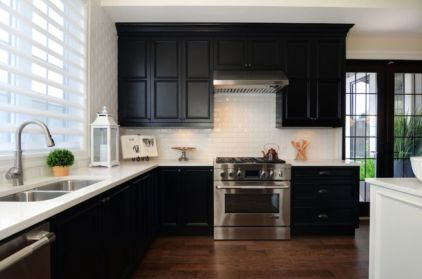 Cool contact paper kitchen cabinet doors ideas to makes look expensive 15