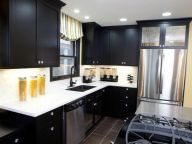Cool contact paper kitchen cabinet doors ideas to makes look expensive 22