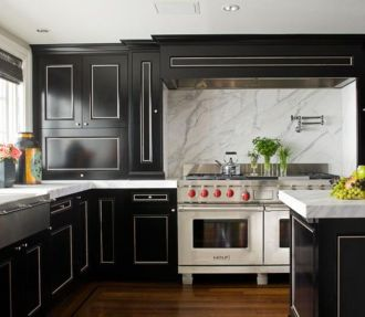 Cool contact paper kitchen cabinet doors ideas to makes look expensive 27