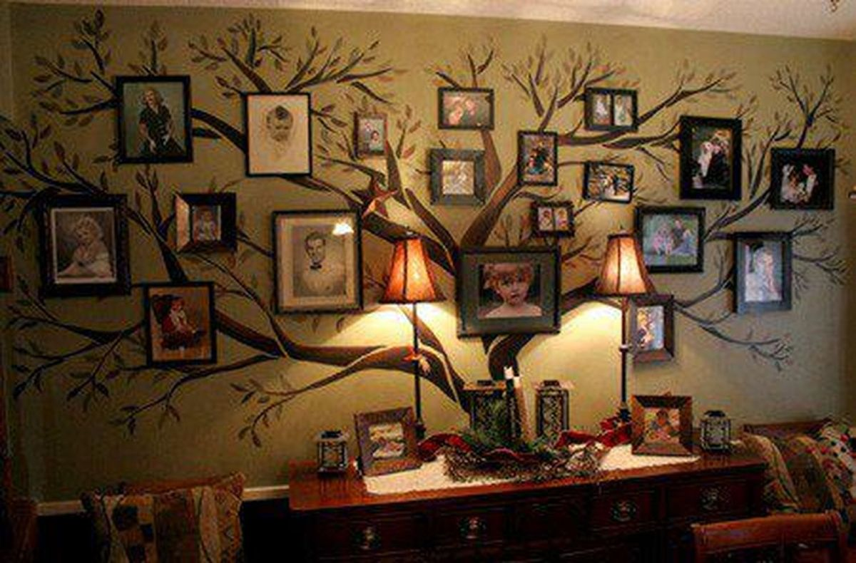 73 Cool Decorating Ideas For Large Living Room Wall