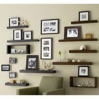 Cool decorating ideas for large living room wall 20
